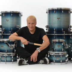 Gregg Bissonette - jedan od mojih omiljenih bubnjara