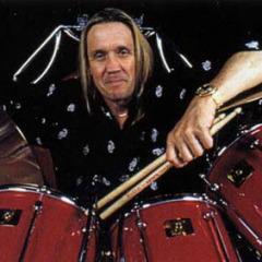 Iron Maiden bubnjar - Nicko McBrain