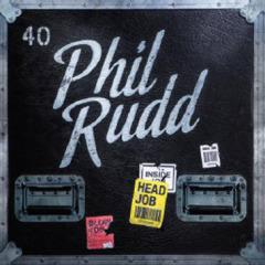 "Phil Rudd - album ""Head Job"""