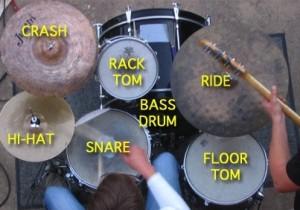 mali set bubnjeva