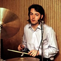 paul mccartney drummer