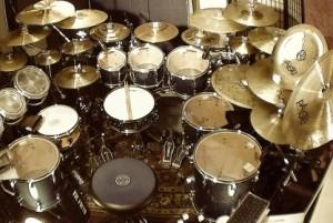 veliki set bubnjeva
