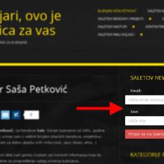 saletov newsletter