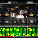 Addictive Drums Funk ADpak CLEAN