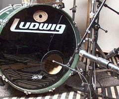 ozvucavanje bas bubnja