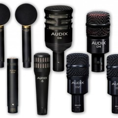 audix mikrofoni za bubnjeve