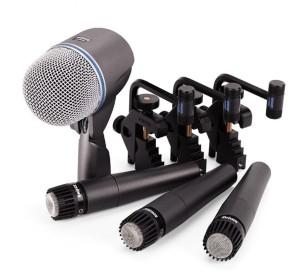 shure mikrofoni za bubnjeve