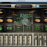 "Addictive Drums: komplet ""Big Vistalite"""