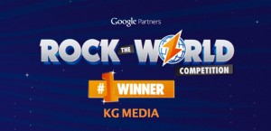 kg media rock the world