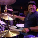 Bubnjar Dennis Chambers u studiju