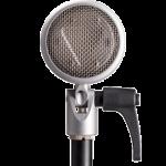Ehrlund mikrofoni i Morgan Ågren