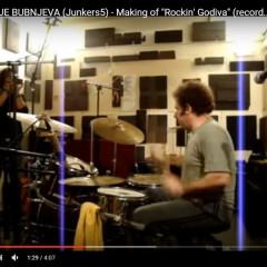 snimanje bubnjeva
