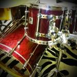 Remo Pinstripe opne na mojem bubnju
