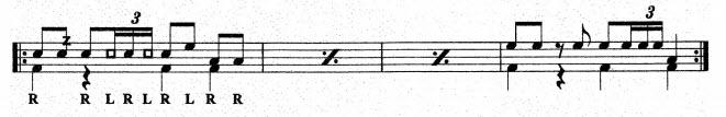 rumba note
