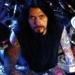 "John Tempesta na albumu ""Low"" grupe Testament"