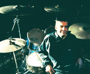 John Stanier - Helmet
