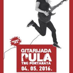gitarijada pula 2016